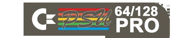 C64 C128 PSU PRO Genuine Logo