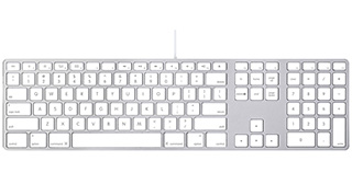 Apple MAC USB keyboard compatible with MAC usb hardware keylogger.